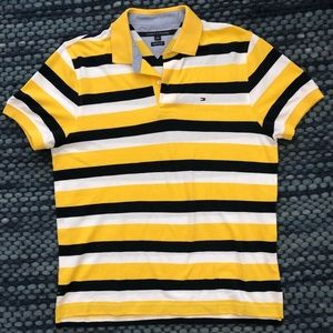 Striped Polo from Tommy Hilfiger
